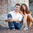 Young couple — Stock Photo #12006775