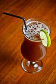 Coffee liquor — Stock Photo