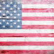 Flag of the United States of America — Stok fotoğraf