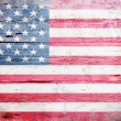 Flag of the United States of America — Stock Photo #13590086