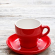 Red cup — Stock Photo #13590170