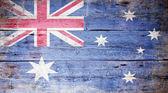 Australian National Flag — Stock Photo