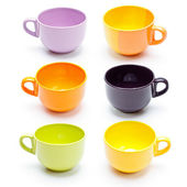 Cups set — Foto de Stock