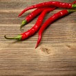 Chili peppers — Stock Photo #13606950