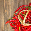 Chili Peppers — Stock Photo #13647297