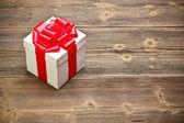 Geschenk-box — Stockfoto