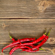 Chilli peppers — Stock Photo #13725665