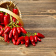 Red peppers — Stock Photo #13885730
