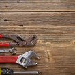 Tools for repairs — Stock Photo #13931300