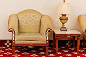 Antique style sofa — Stock Photo