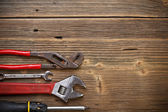 Tools for repairs — Stock Photo