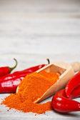 Pepper spice — Stock Photo