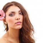 Woman with makeup — Stock Photo #14181513