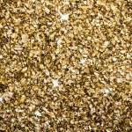 Искусственные золотые украшения — Стоковое фото