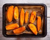 Roasted pumpkin — Stock Photo