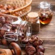 Roasted chestnuts — Stock Photo #15536197