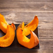 Pumpkin slices — Stock Photo #15638103