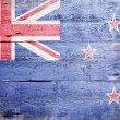 Royalty-Free Stock Photo: Flag of New Zealand