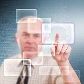 Concetto di digitale — Foto Stock