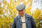Yaşlı adam — Stok fotoğraf