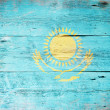 Flag of Kazakhstan — Photo