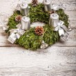 Royalty-Free Stock Photo: Advent wreath