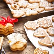 Christmas cookie — Stock Photo