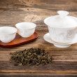 white gaiwan — Stock Photo #17969531