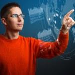 digitale Konzept — Stockfoto