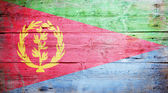 Flag of Eritrea — Stock Photo