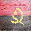 Flag of Angola — Photo