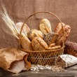 Fresh bread — Stock Photo #18679545