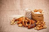 Dry pretzel — Fotografia Stock