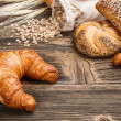 Fresh and tasty croissant — Stock Photo #18782915