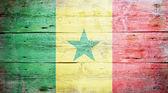 Flag of Senegal — Stock Photo