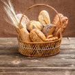 Fresh bread — Stock Photo #19018439