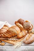 Krojonego chleba — Zdjęcie stockowe