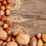 Tasty nuts — Stock Photo #19166735