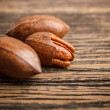 Pecan nuts — Stock Photo #19166773