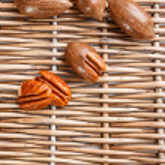 Pecan nuts — Stock Photo #19266689