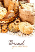 Bakery products — Stockfoto