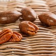 Pecan nuts — Stock Photo #19537107