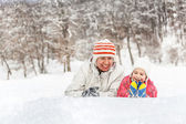 Winter time — Stock Photo