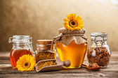 Apiary product — Stock Photo