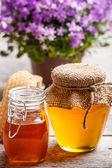 Honey — Fotografia Stock
