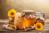 Honey — Stockfoto