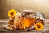 μέλι — Φωτογραφία Αρχείου