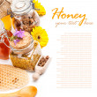 Honey — Stock Photo #20013927