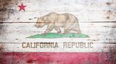 Flag of California — Stock Photo