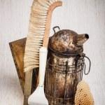 Beekeeping equipment — Stock Photo #20400851